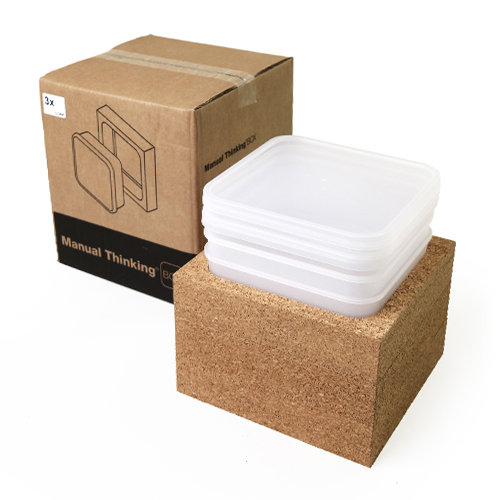 3x manual thinking box cork 1